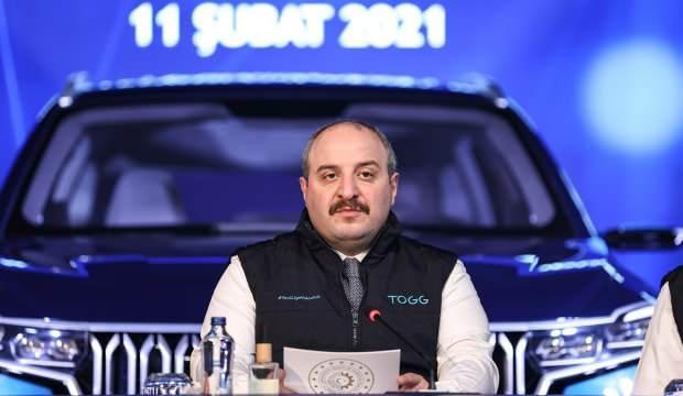 Bakan Varank, TOGG fabrikası inşaat sahasını inceledi