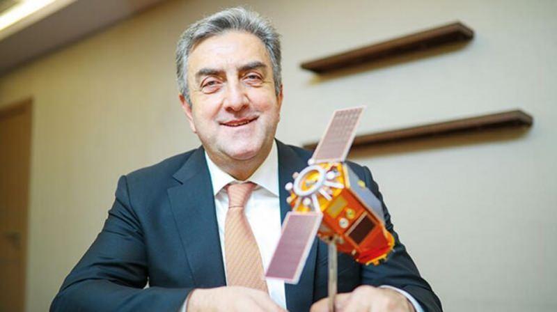 Ulusal Uzay Ajansı Başkanı Serdar Hüseyin Yıldırım