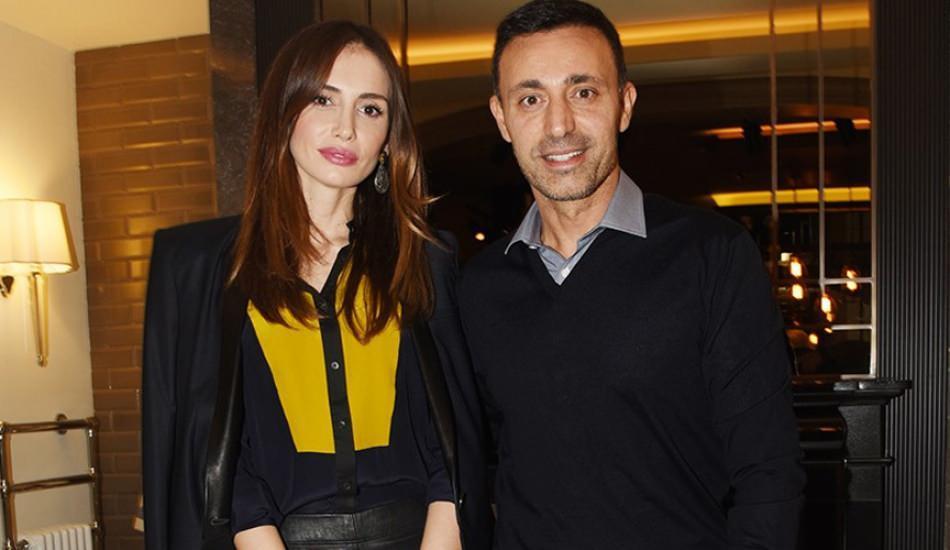 Emina Jahovic'den Mustafa Sandal'a haciz şoku!