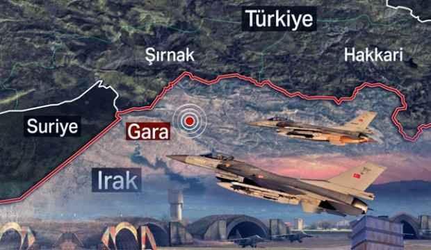 Çetiner Çetin: Gara'daki operasyonda Türk askeri Rus mayınlarına dikkat etmeli
