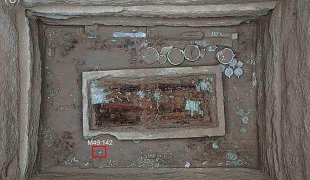 2 bin 700 yıl önce soyluların vazgeçilmezi! Çin'deki kazıda ortaya çıktı
