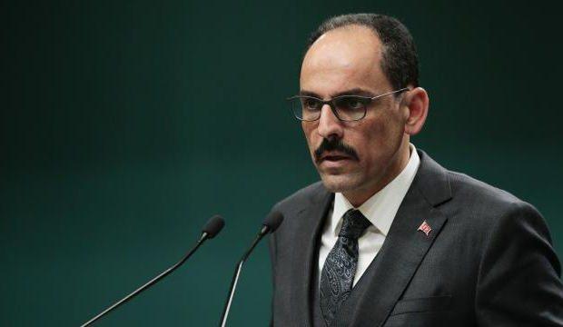 İbrahim Kalın'dan AB Sözcüsü Stano'ya sert 'HDP' tepkisi