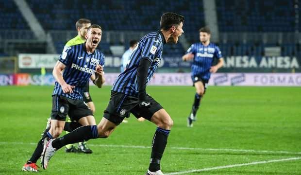 İtalya Kupası'nda Atalanta finale yükseldi