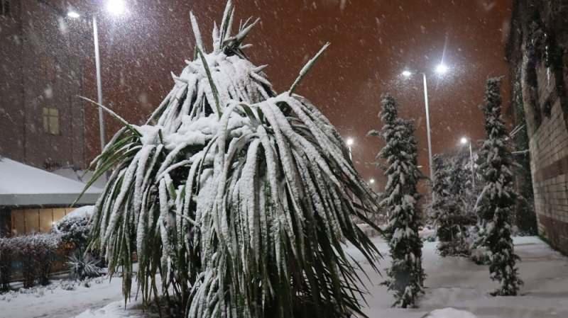 İstanbul'da dün akşam başlayan kar yağışı sonrası ortaya kartpostallık görüntüler çıktı.