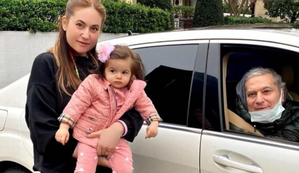 Mehmet Ali Erbil'in kızı Sezin Erbil'den babasını mutlu eden paylaşım