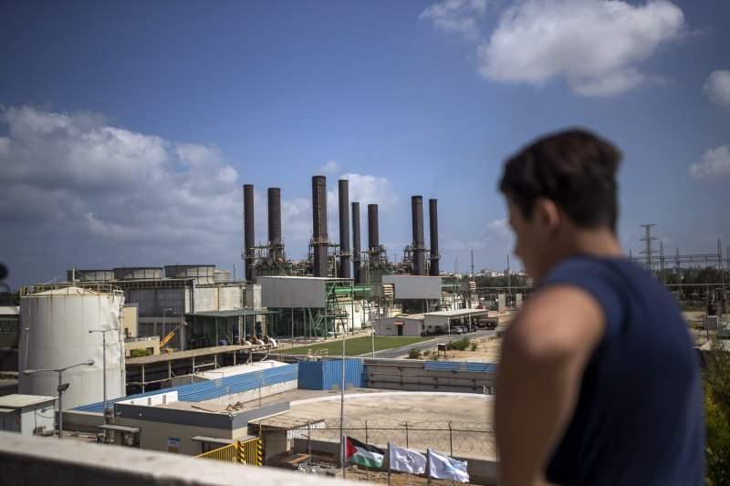 Gazze- Termik santral