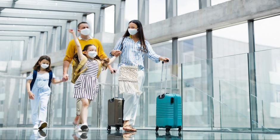 Pandemiye rağmen 2021'de seyahat planları yapılıyor!