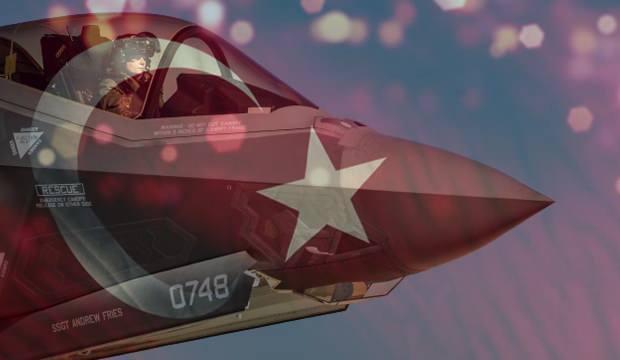 Pentagon'dan Türkiye'yi kızdıracak F-35 açıklaması