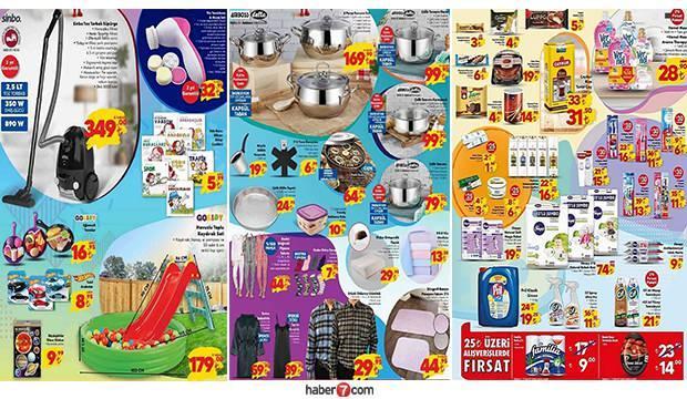 ŞOK 17 Şubat aktüel kataloğu   Kışa özel elektrikli, züccaciye, tekstil, temizlik ürünlerinde..