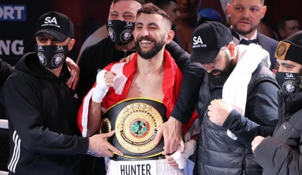 Türk boksörden kıtalararası şampiyonluk!