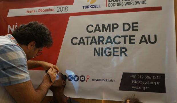 Yeryüzü Doktorları - Turkcell iş birliği yüzlerce katarakt hastasına umut oldu