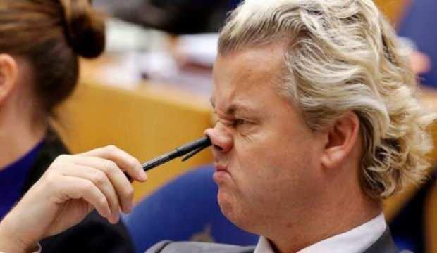 Başkan Erdoğan'a 'Terörist' diyen Geert Wilders'a İbrahim Kalın'dan cevap