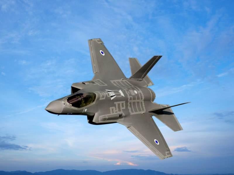 İsrail'in elinde bir filo F-35 jetleri var. Tel Aviv özellikle, Suriye'de İran hedeflerini bu uçaklarla vuruyor.