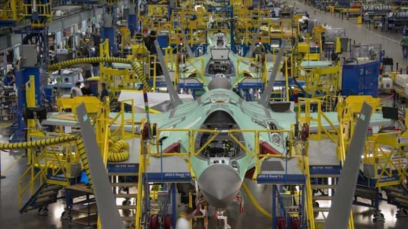 F-35 PRORAMI