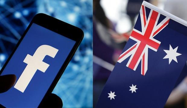 Facebook'tan Avustralya'ya haber engeli
