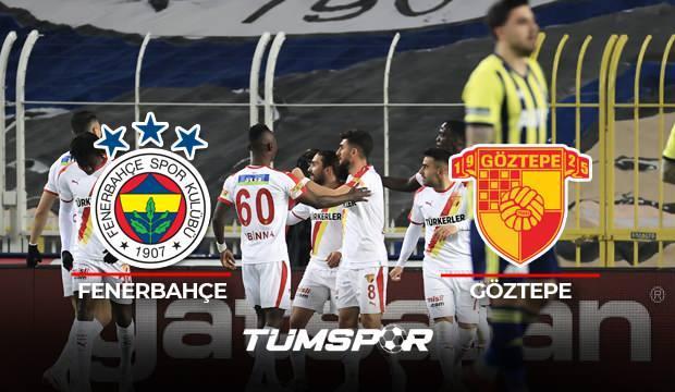 Fenerbahçe Göztepe maçı BeIN Sports geniş özeti ve golleri! | FB evinde Göztepe'ye mağlup oldu!