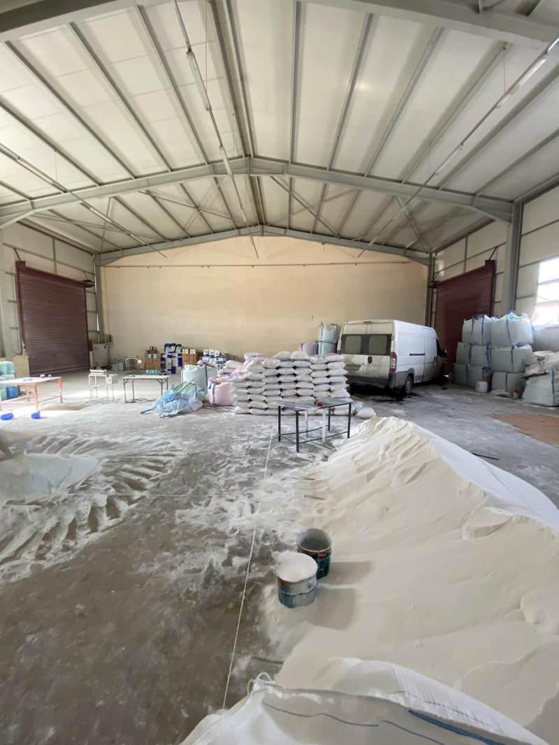 Konya'da 'sahte deterjan' operasyonu