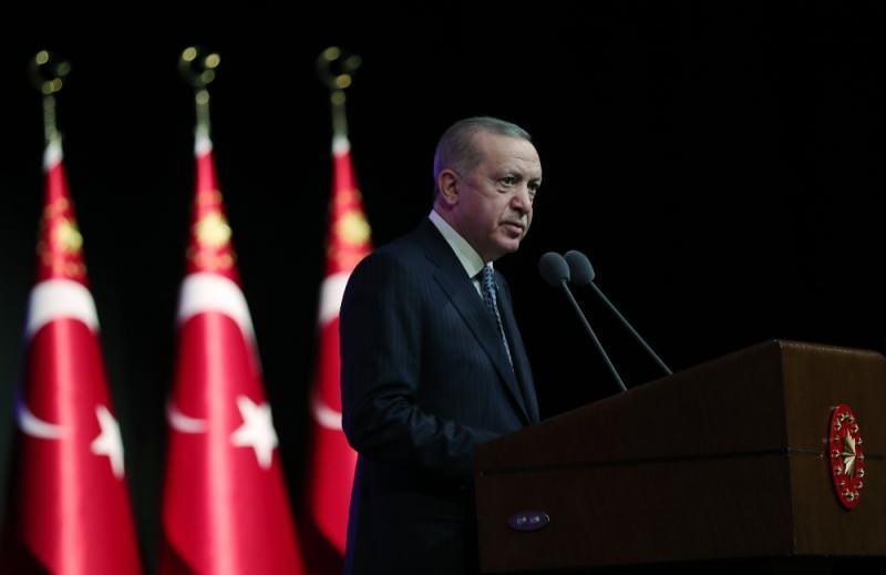 Son dakika: Başkan Erdoğan açıkladı! Yüzde 100 destek...