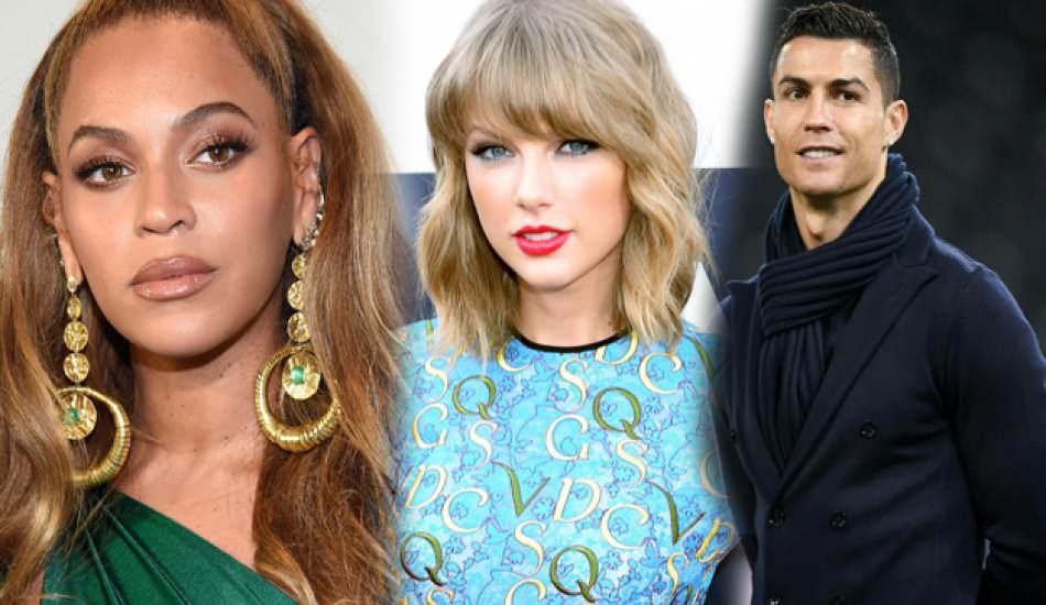 Instagram'ın zirvesindeki isimler belli oldu! İşte en çok takipçisi olan ünlüler...