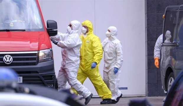 İspanya'da koronadan bir günde 388 can kaybı daha