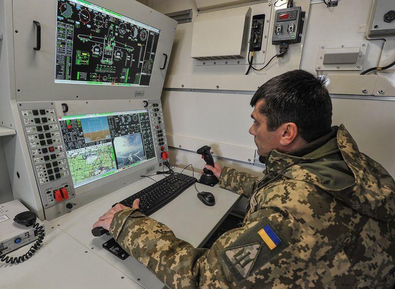 Ukraynalı İHA operatörleri TSK tarafından eğitildi.
