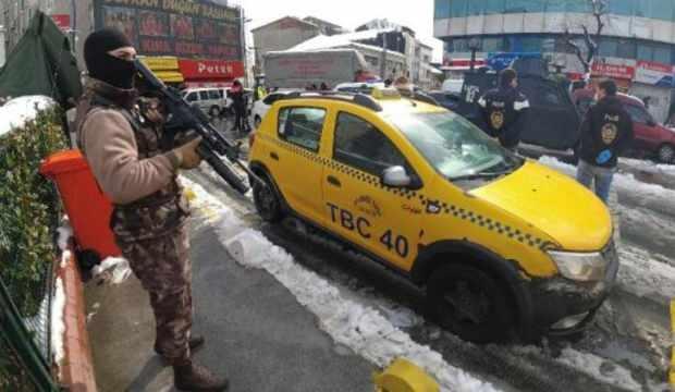 Okmeydanı'nda giriş - çıkışlar kapatıldı! Araçlar didik didik aranıyor