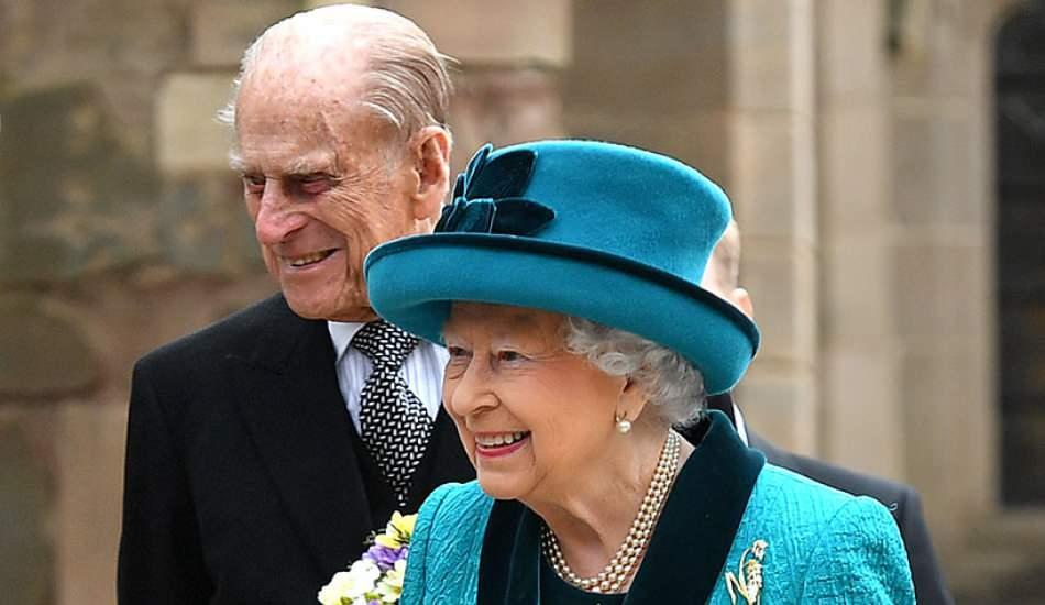 Prens Philip hastaneye kaldırıldı!