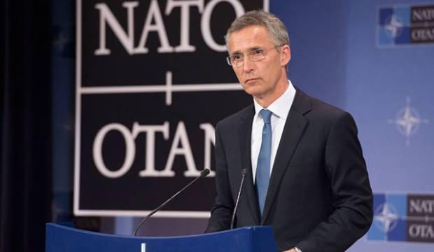NATO'dan Türkiye'ye dayanışma mesajı