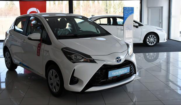 Toyota Corolla, Yaris ve C-HR modellerinde faizleri düşürdü