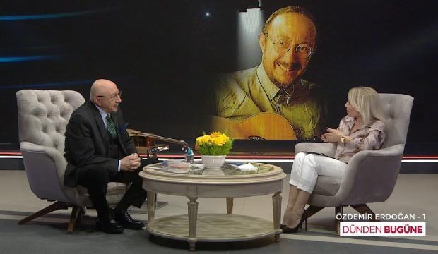 Türk müziğine sayısız eserler kazandıran Özdemir Erdoğan Dünden Bıgüne'de
