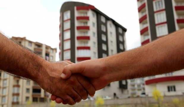Türkiye'de ocak ayında 173 bin 143 gayrimenkul satıldı