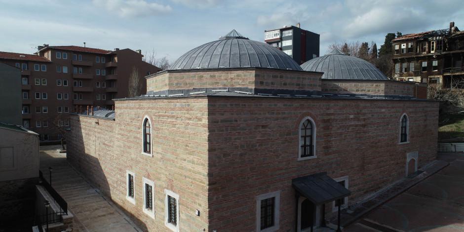 400 yıllık Osmanlı hamamı kapılarını yeniden açıyor