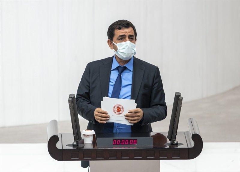 HDP Siirt Milletvekili Sıdık Taş
