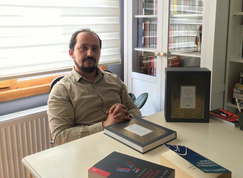 Ketebe Yayınları Yayın Yönetmeni Furkan Çalışkan