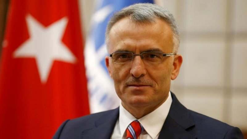 Merkez Bankası Başkanı Naci Ağbal