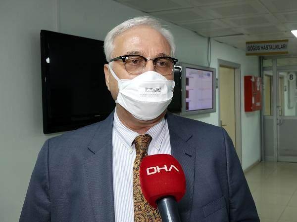 Sağlık Bakanlığı Bilim Kurulu Üyesi Prof. Dr. Tevfik Özlü