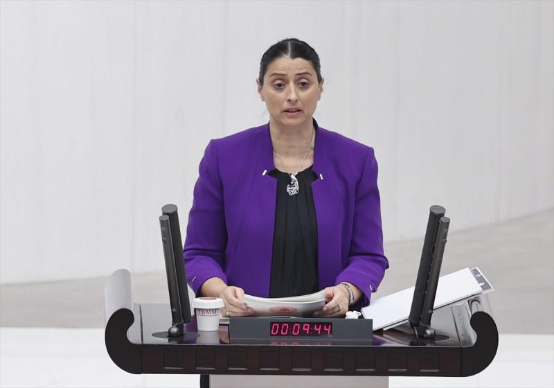 HDP Batman Milletvekili Feleknas Uca