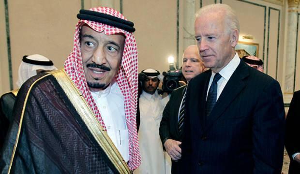ABD ile Suudi Arabistan arasında ilk temas! Biden ve Selman görüştü
