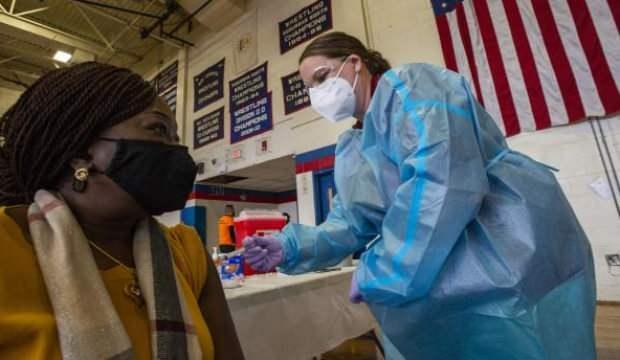 ABD'de koronavirüsten can kaybı 500 bin 443'e yükseldi