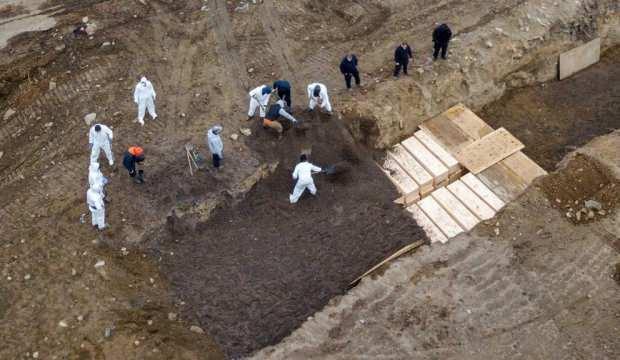 ABD'de Kovid-19'dan ölenlerin sayısı 505 bini geçti