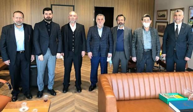 Albayrak Medya'dan Kanal 7 Ailesine hayırlı olsun ziyareti
