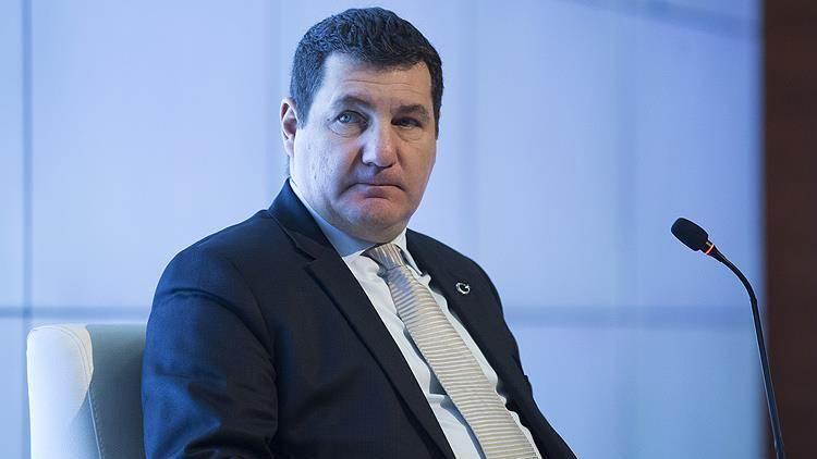 Türkiye'nin OECD Daimi Temsilcisi Prof. Dr. Kerem Alkin