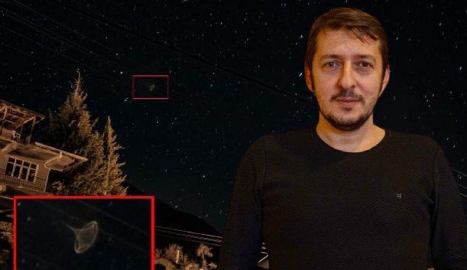 Amatör fotoğrafçı Türkiye'de çekti! Gökyüzünde ilginç görüntü