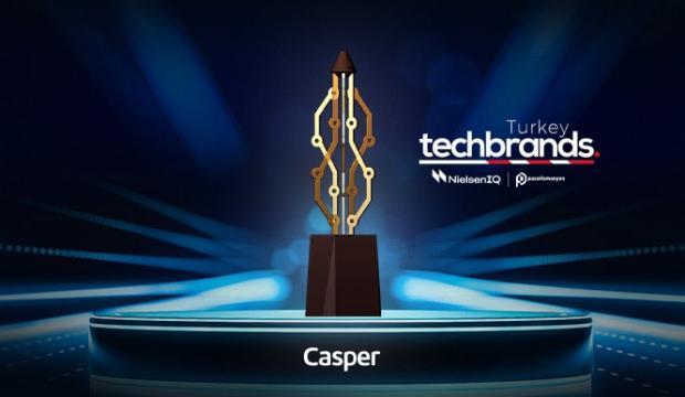 Bilgisayar sektörünün lideri yine Casper oldu