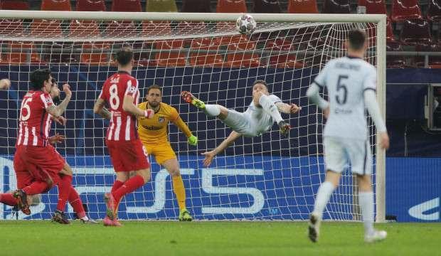 Chelsea, çeyrek final için avantajı kaptı!