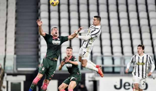 Ronaldo Hava Yolları iş başında!