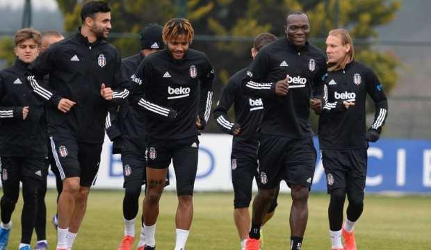 Beşiktaş'ın kadrosu açıklandı! Cenk Tosun...