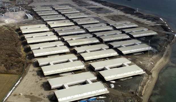 Dev projede önemli gelişme! Türkiye'de üretildi, tam 700 ton ağırlığında