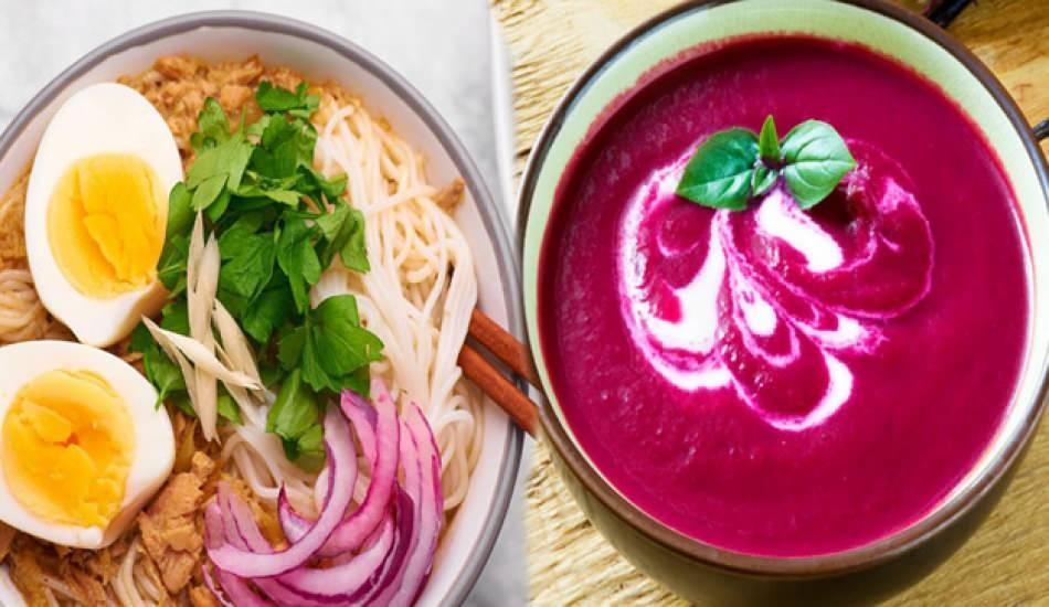 Dünyanın en iyi 20 çorbası belirlendi!