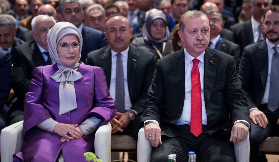 Emine Erdoğan'ın Başkan Erdoğan paylaşımına rekor beğeni!